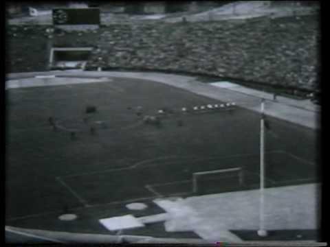 Budapesti Kinizsi (FERENCVÁROS) - Tottenham Hotspur 4-1