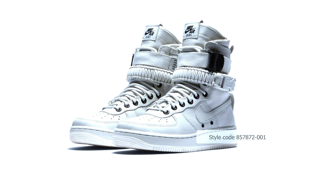 35fd595700a69 Nike Special Field Air Force 1