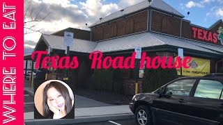 Texas Roadhouse - Deer Park, NY.  Where to eat by Katie