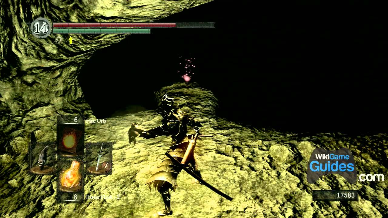 Dark Souls Walkthrough Tomb Of The Giants Betrayed By Patches Escaping The Pit Next Bonfire Part 072 Youtube