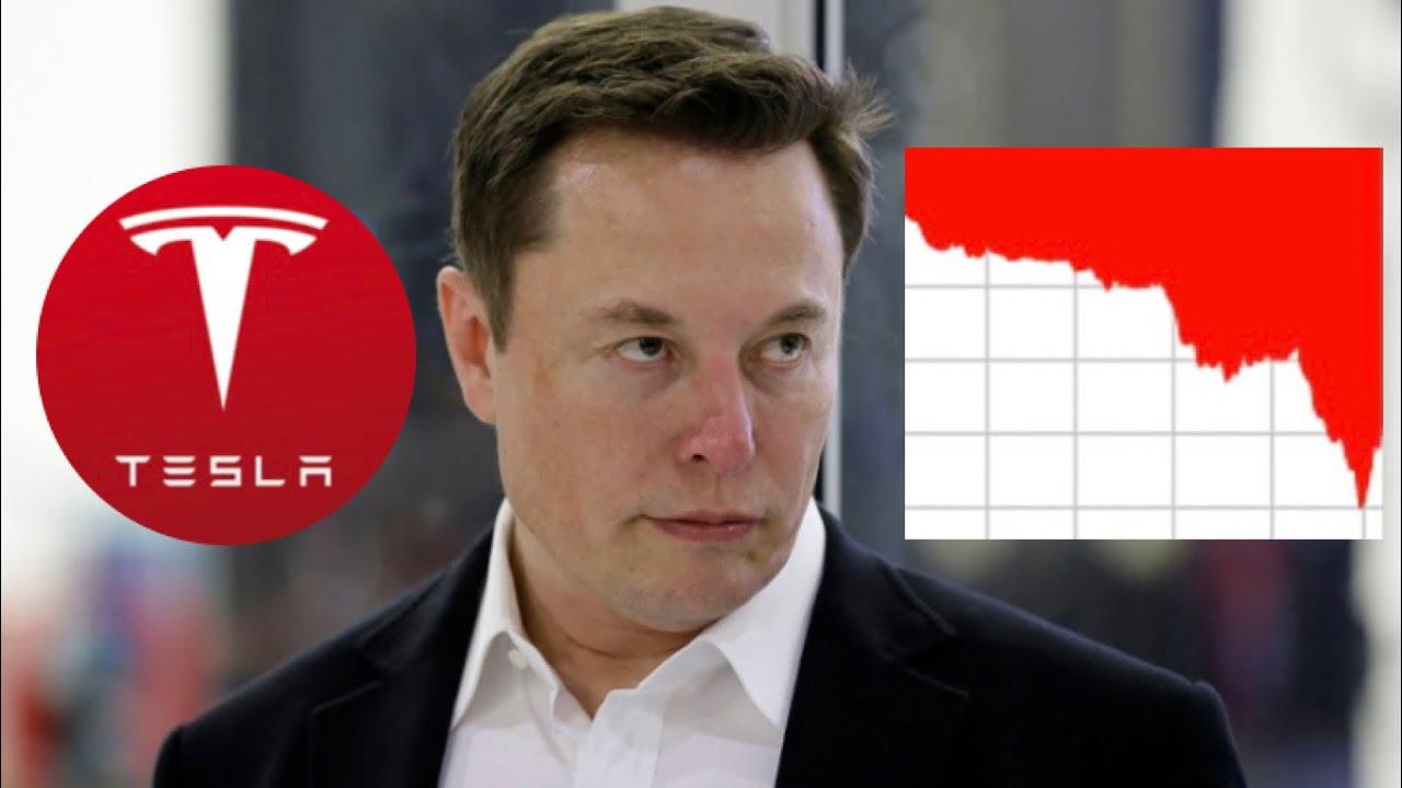 Tesla Stock CRASHING ⚠️ Sell Time? ⚠️ Elon Musk Not Happy!