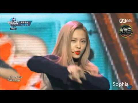 [MR Removed] Red Velvet (  레드벨벳 )  -  Cool Hot Sweet Love