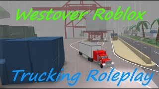 ★Trucking in westover EP:1 (ROBLOX) old video