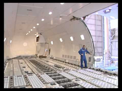 Boeing 747 400 Passengers To Cargo Conversion YouTube