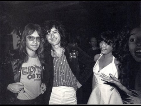 Jimmy Page, the truth behind this photo...