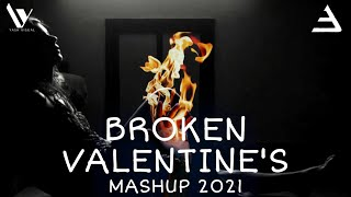 Broken Valentine's Mashup 2021 | Yash Visual | Bicky Official