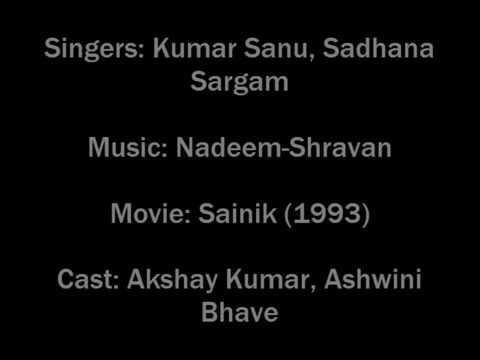 Kitni Hasrat Hai Hume ... Sainik...