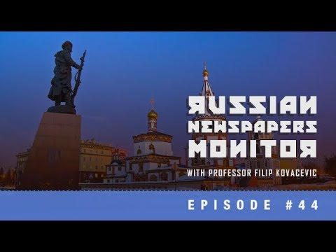 Will Russia Move Its Capital to Siberia?