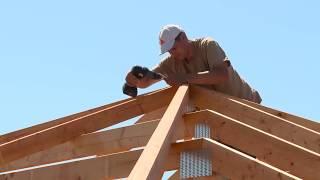 Стройка дома за минимальный срок!