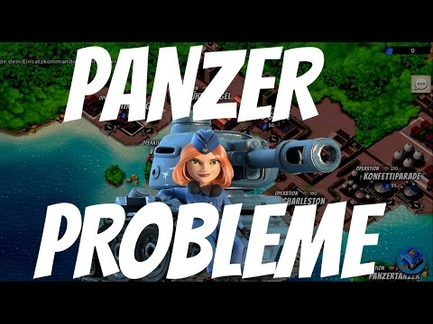 PANZERPROBLEME!!! || BOOM BEACH || Let's Play Boom Beach [Deutsch/German HD Android iOS PC]