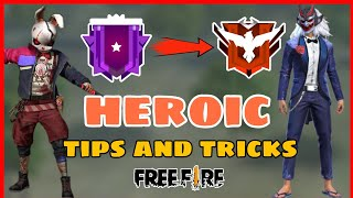 Free Fire || Top 5 Duo Rank Push Tips and Tricks in Free Fire || Garena Free Fire -4G Gamers