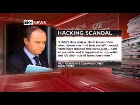 News Of The World: Scotland Yard detective issues an apology