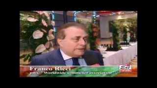 Oscar del Vino 2012 -14 Premio Internazionale del Vino-Franco Maria Ricci, (Bibenda Assisi Wine Bar)