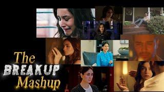 Breakup Mashup 2021   Dj Dip Sr   New Bollywood Sad Songs   Sajjad Khan Visuals