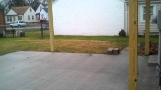 4131 West 140 West Park Patio Arbor  Video 3