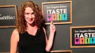Average Betty at The Taste - Los Angeles Times - 2013