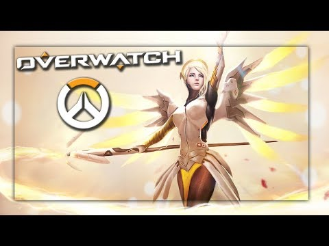 New Mercy On Volskaya! | Overwatch Competitive!