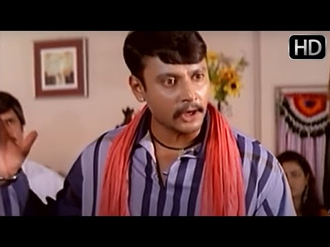 Darshan Super Dailogue Scenes | Mandya Kannada Movie | kannada Scenes | Diganth, Rakshitha