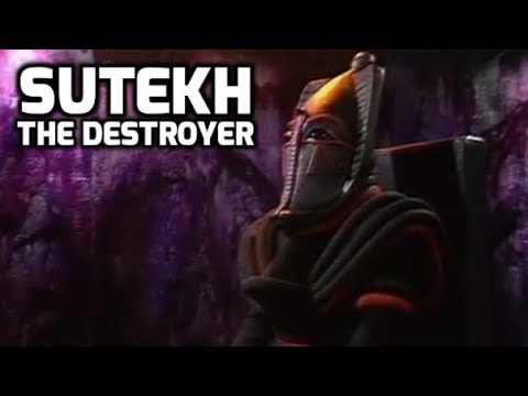 Sutekh: The Destroyer - Know Your Doctor Who Villains