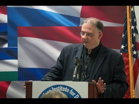 """Cesar Vidal -Conferencia """"Radicalismo Islámico En Hispanoamérica"""" Foro Sobre Radicalismo Islámico"""