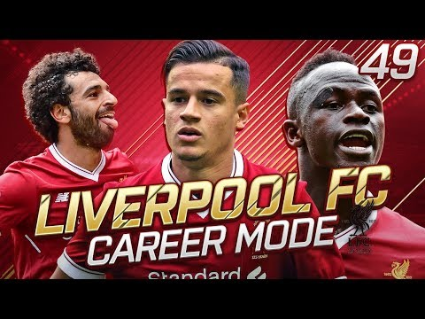 FIFA 18 Liverpool Career Mode #49 - FA CUP SEMI FINAL WITH YOUTH TAKEOVER SQUAD!
