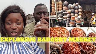 Shopping in Nigeria: Exploring Badagry Market Nigeria #02