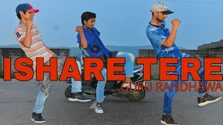 ISHARE TERE Song | Guru Randhawa,Dhvani Bhanushali | DirectorGifty | Bhushan Kumar Song Dance