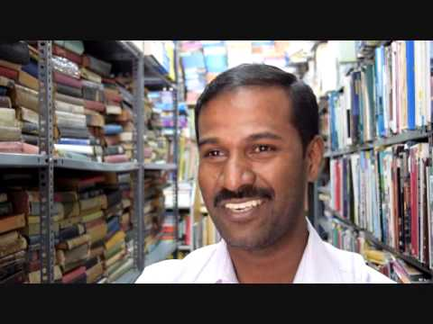 Blossom Book House, Bangalore | Interview With Mayi Gowda