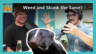 Why Does Weed and Skunk Smell Similar?