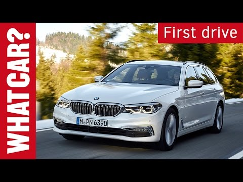 BMW 5 Series Touring 2017 review | What Car? first drive