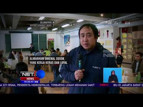 Selamat Jalan Mas Fajar - Executive Producer NET.  News