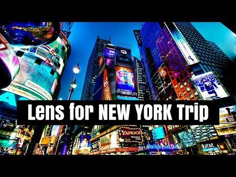 Lens for NEW YORK Trip - Nikon 18-300 vs Nikon 18-200 vs Nikon 18-140 ?