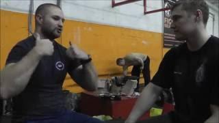 Интервью с Иваном Бериташвили