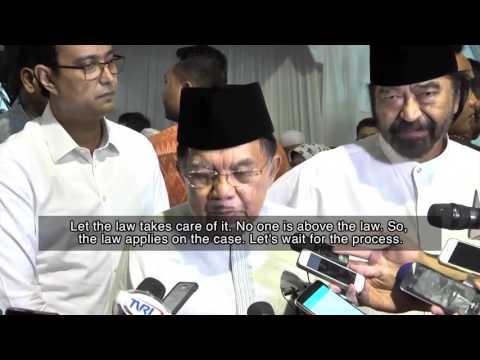 VP Kalla on Supreme Audit Agency Bribery Case