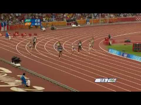 Christine Ohuruogu 400m beijing olympics