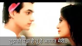Meri duaon Mein Hai Mannat Teri Romantic Love status for WhatsApp Female Version