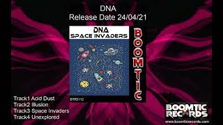 DNA   Space Invaders