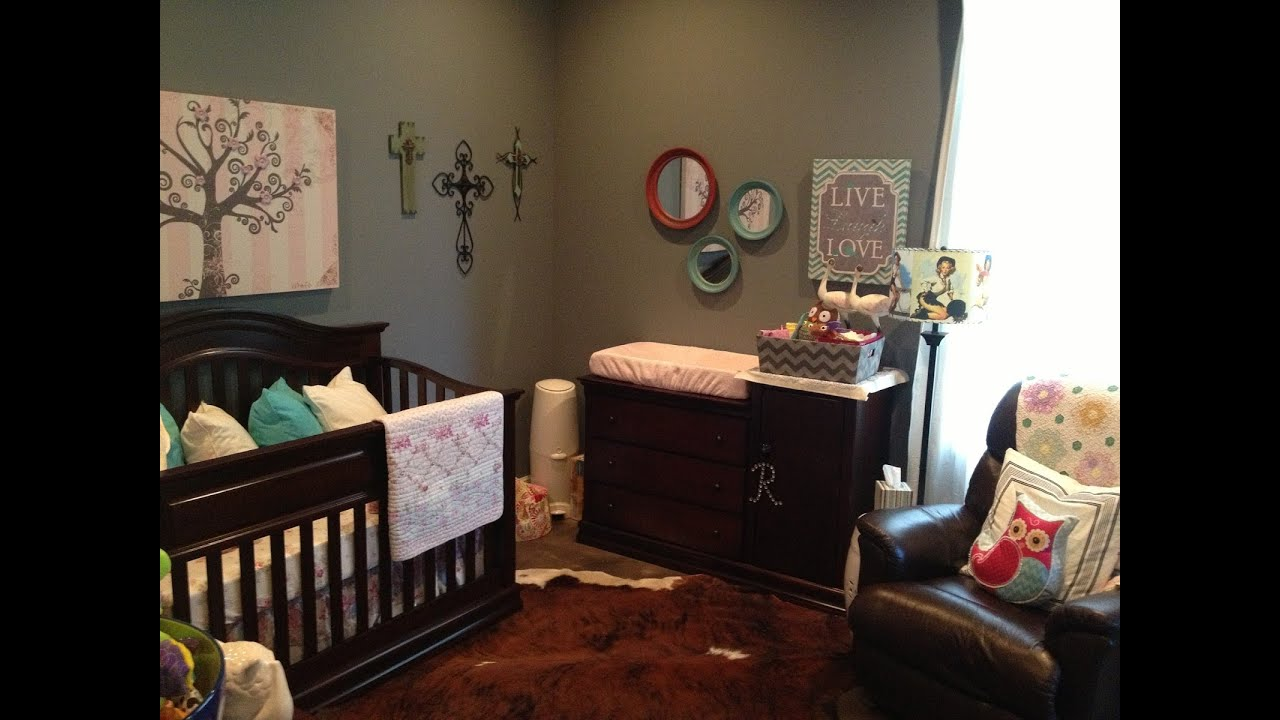Fabulous unisex nursery decorating ideas youtube for Baby room decor ideas unisex