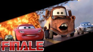 Cars 2: The Video Game - FINALE