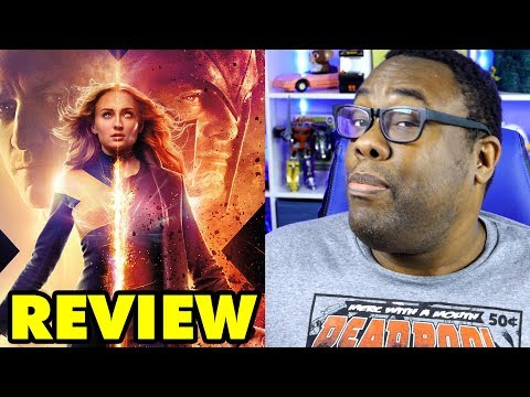 X-MEN DARK PHOENIX - Movie Review