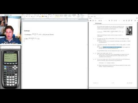 Examentraining VMBO Wiskunde (2017 tijdvak 1 Opgave 1 tot en met 4)