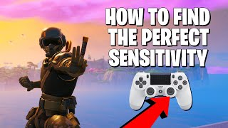 THE BEST FORTNITE AIM SETTINGS **Improve Your Aim on Console**