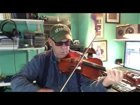 Fiddle Bowings: The Double Shuffle