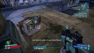 Borderlands 2. Maliwan and Scooter Radio Ads.