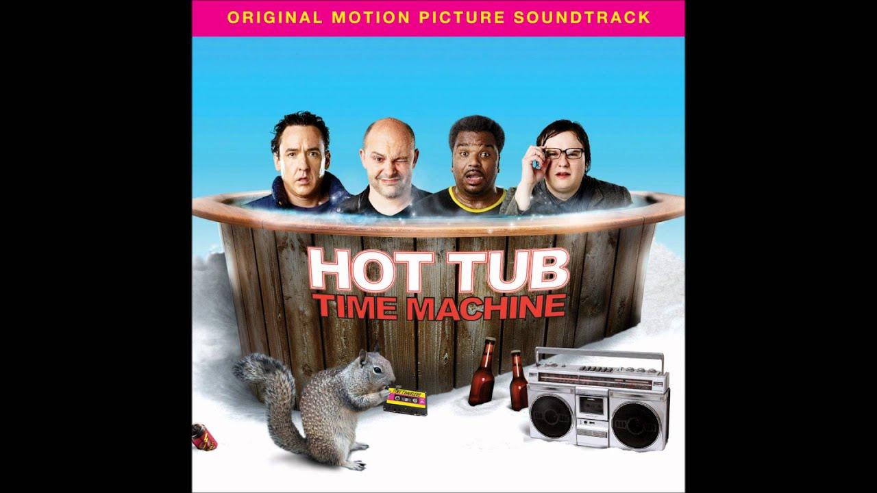 tub time machine soundtrack