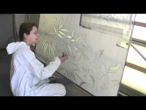Etched Glass Youtube