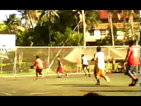 Kiribati Independence Sports Day 2013: Visari vs KISA