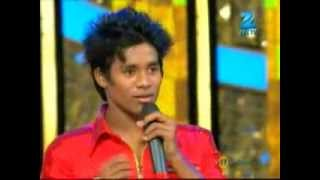 Dance India Dance Season 4 January 05, 2014 - Biki Das