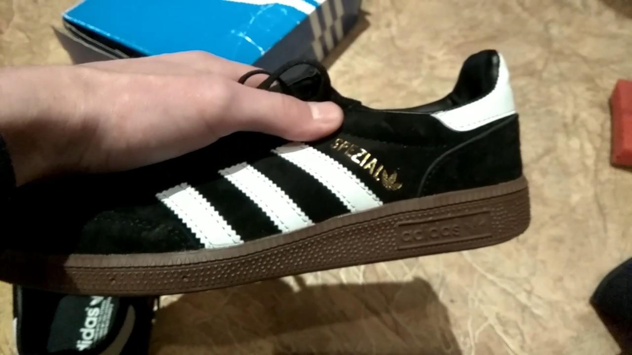 Кроссовки Adidas Hamburg. Как отличить подделку от оригинала .