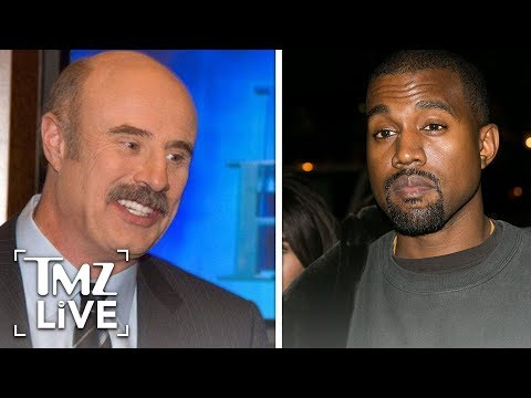 Dr. Phil Speaks On Kanye's Mental Health   TMZ Live Mp3